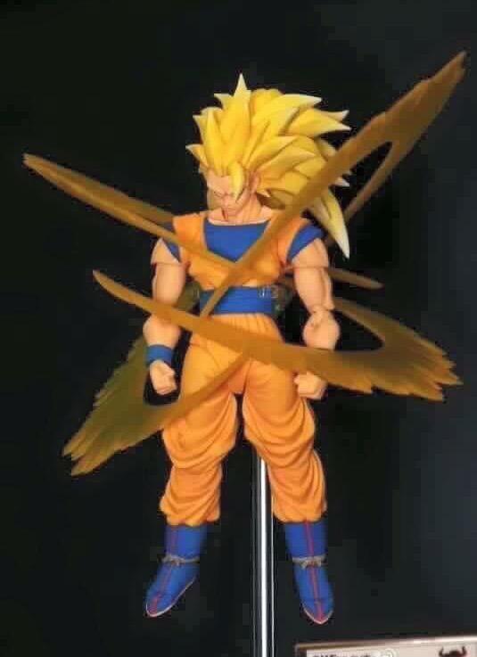 Premium Color Edition Super Saiyan 3 Goku