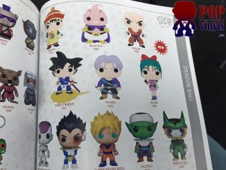 New Dragon Ball Z POP! Vinyls by Funko