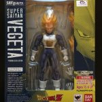 SH Figuarts Super Saiyan Vegeta (Premium Color Edition)