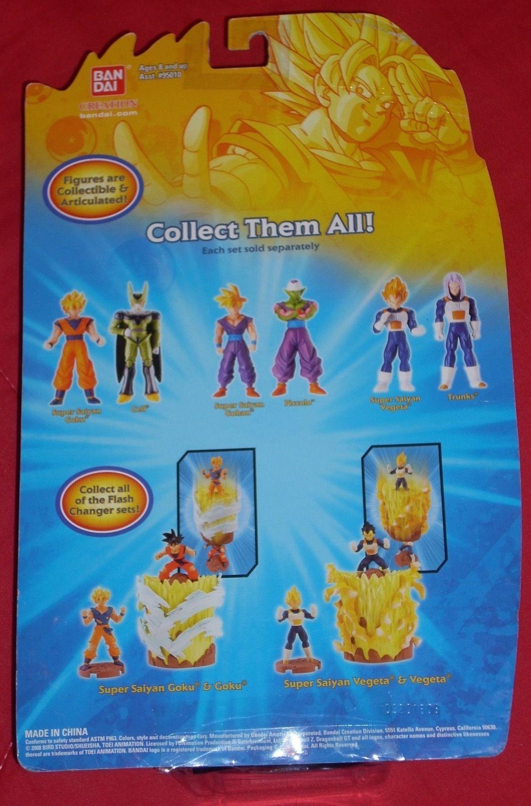 Original Collection – Super Saiyan Goku and Cell