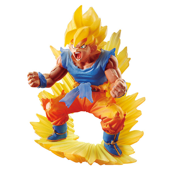Dora Cap Memorial Super Saiyan Son Goku