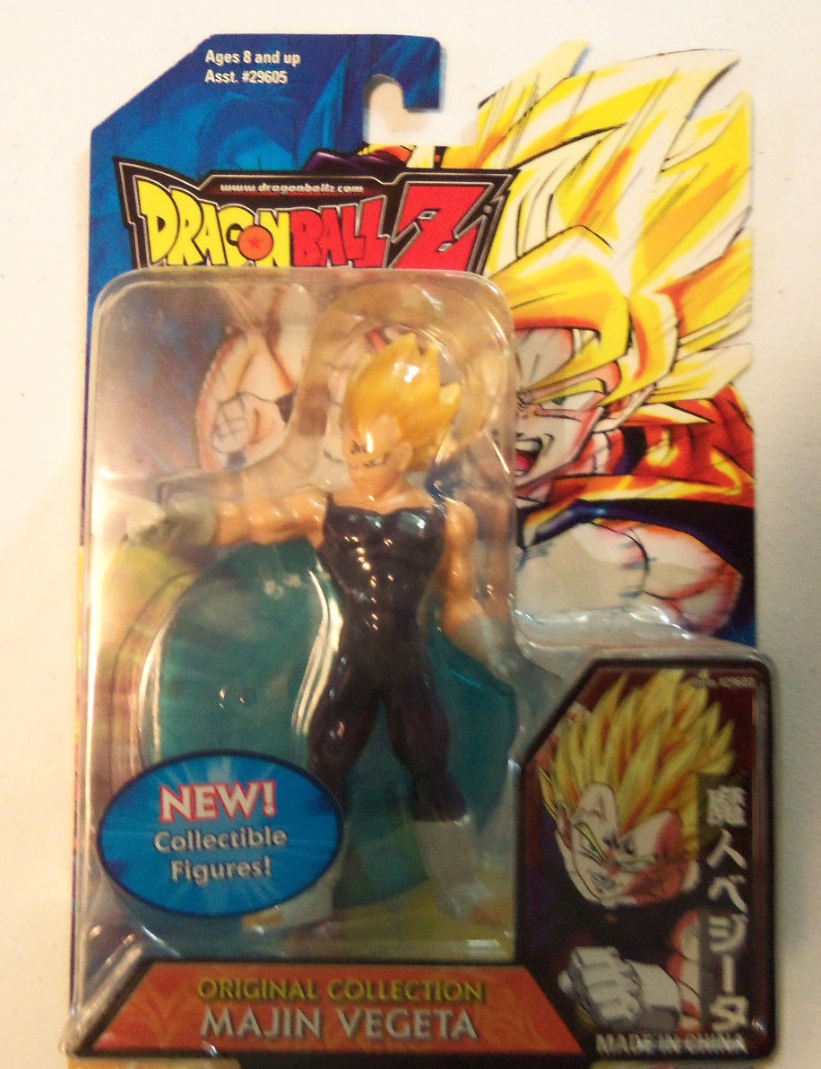 Bandai Original Collection – Majin Vegeta