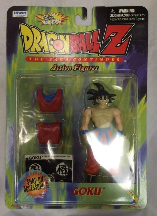 Irwin Series 4 Goku