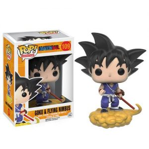 Funko POP DBZ Wave 2