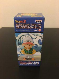 Dragon Ball Z WCF - Vol2 - 013 Krillin