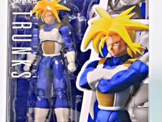 Dragon Ball Z: S.H. Figuarts - Super Saiyan Trunks