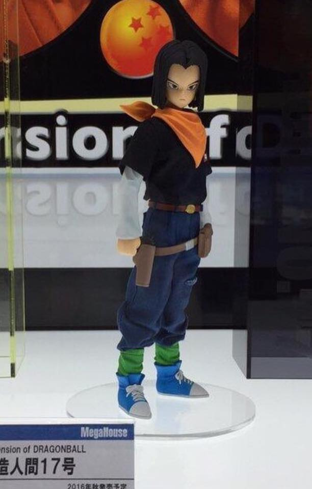 Dimension of Dragon Ball Android 17