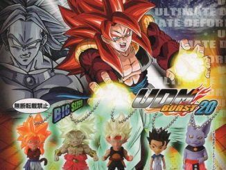 Dragon Ball Z UDM Burst 20