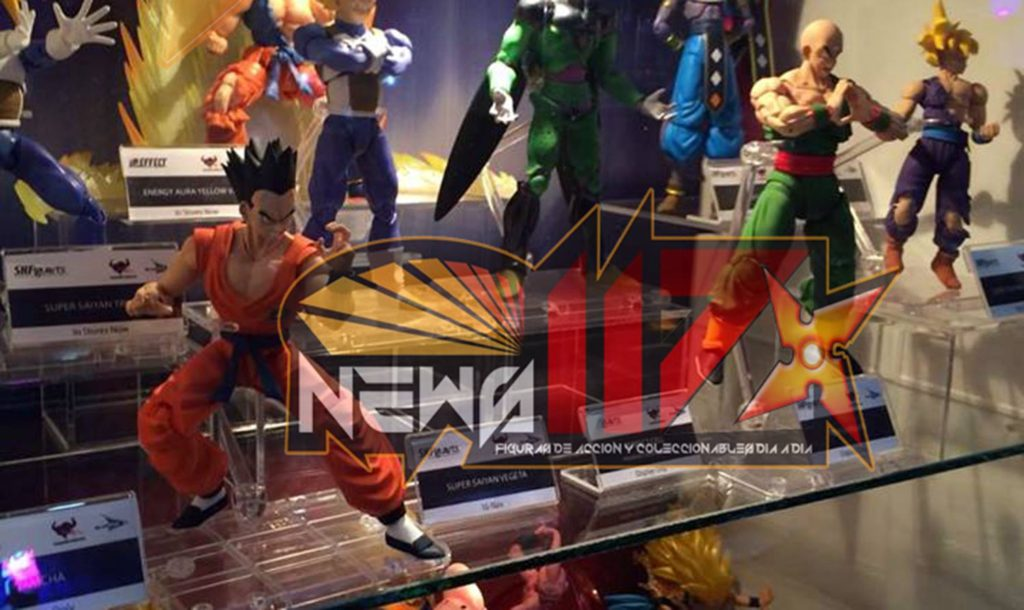 SH Figuarts Yamcha and Tien