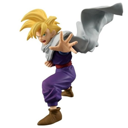 "Super Saiyan Teen Gohan ""Dragon Ball Styling"""