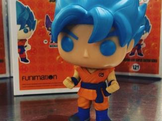 Funko POP SSGSS Goku