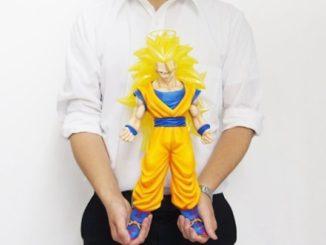 X-Plus SSj3 Goku