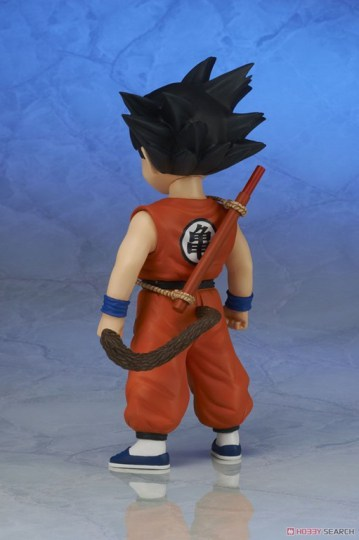 X-Plus Kid Goku