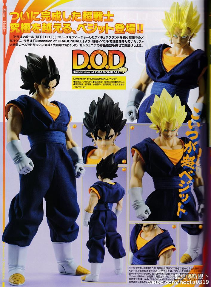 Dimension of Dragon Ball Vegetto
