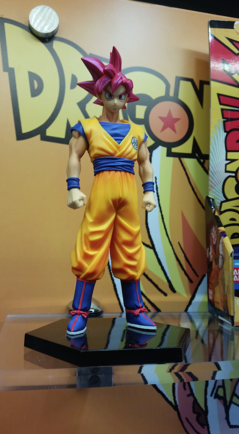 Bandai Dragon Ball Z in Mexico