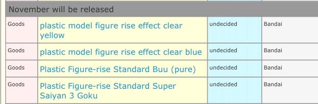 Shonen Jump Calendar Translation