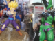 SH Figuarts Battle Damaged Gohan and Premium Color Cell