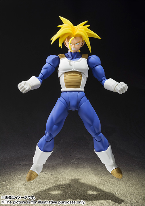 DBZ-Figuarts-SS-Cell-Armor-Trunks-001