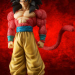 X Plus Super Saiyan 4 Son Goku
