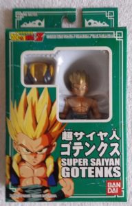 Super Battle Collection - Super Saiyan Gotenks (2003 version)
