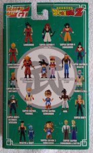Super Battle Collection - Super Saiyan Gotenks (2003 version)