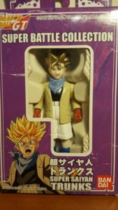 Super Battle Collection – Super Saiyan Trunks (2003 Re-Release)