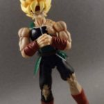 Custom Bardock Figure by Jamal Wright
