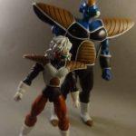 Custom Ginyu Force Figures