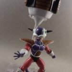 Custom Frieza Figure by Jamal Wright