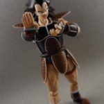 Custom Raditz Figure by Jamal Wright