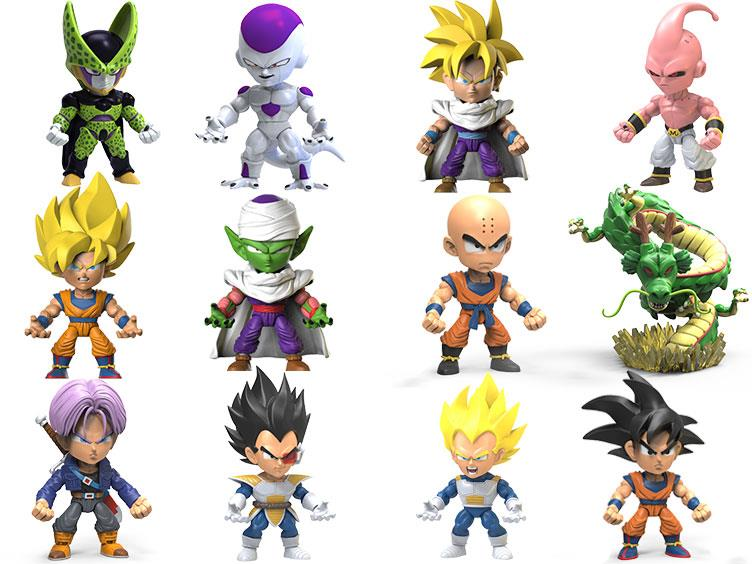Dragon Ball Z The Loyal Subjects Series 01