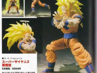 Super Saiyan 3 Goku SH Figuarts