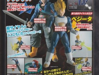 Figure-rise Standard Trunks and Vegeta