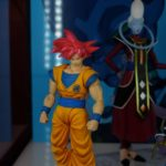 SH Figuarts God Goku