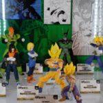 """SH Figuarts Dragon Ball Z """"Cell Saga"""" Display"""