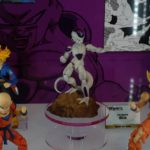 "SH Figuarts Dragon Ball Z ""Frieza Saga"" Display"