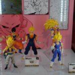 "SH Figuarts Dragon Ball Z ""Buu Saga"" Display"