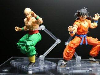 SH Figuarts Tien and Yamcha