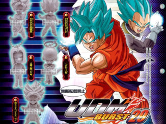 Dragon Ball Super UDM Burst 29