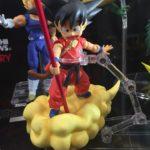 SH Figuarts Kid Goku at NYCC 2017