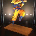 Banpresto Super Saiyan Goku at NYCC 2017