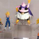 SH Figuarts Bulma, Majin Vegeta, Super Saiyan 3 Goku, Majin Buu and more