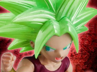Caulifla - Dragon Ball Super HG