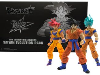 Dragon Stars Saiyan Evolution Pack