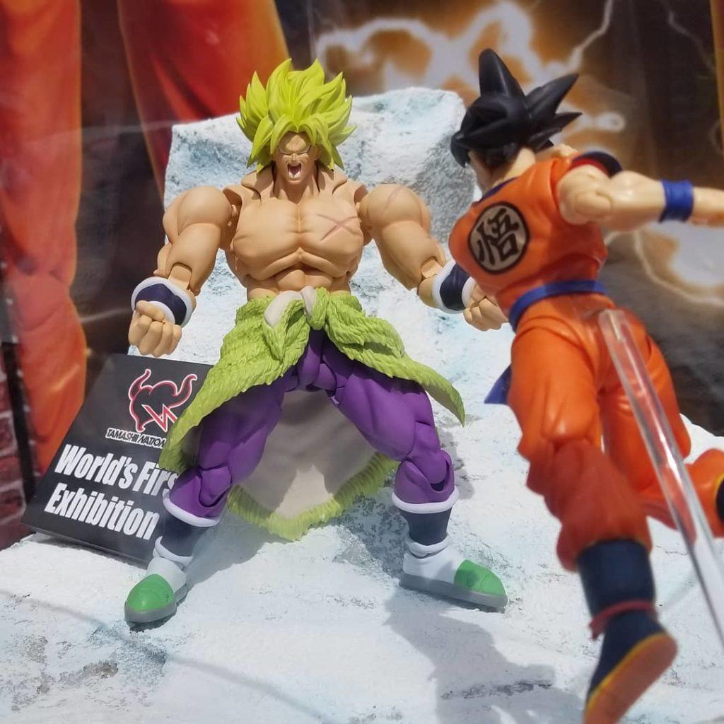 SH Figuarts Broly (Dragon Ball Super)