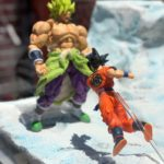 SH Figuarts Dragon Ball Super Broly vs. Goku