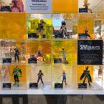 SH Figuarts Display at SDCC 2018