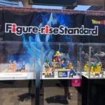 SDCC 2018 Figure-rise Standard Display