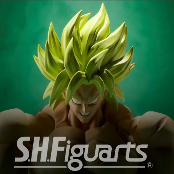 SH Figuarts Dragon Ball Super Broly