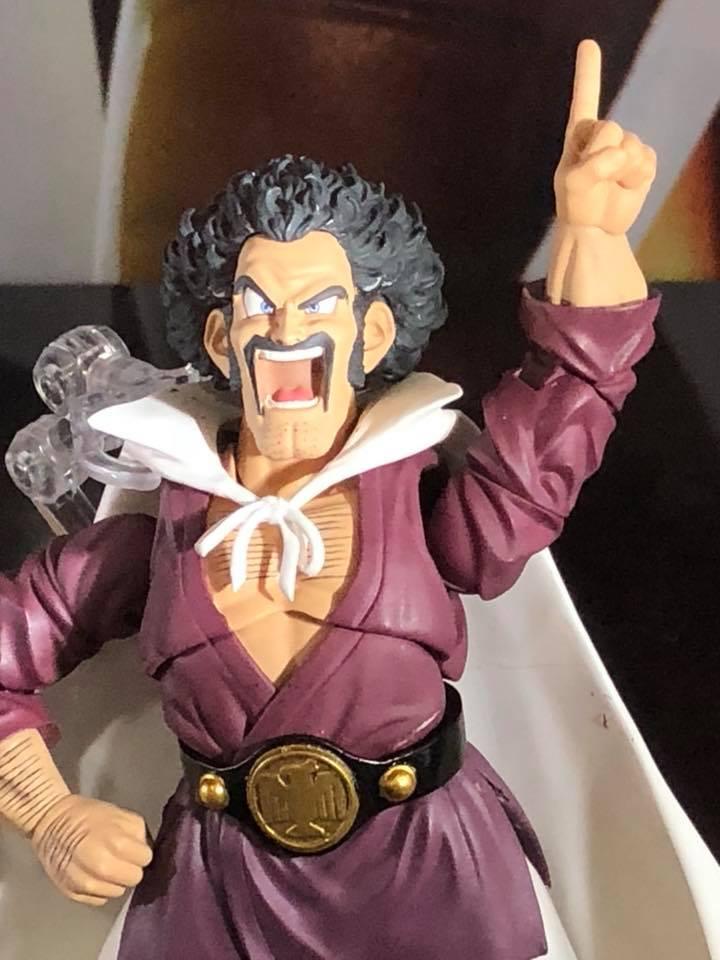 SH Figuarts Hercule / Mr. Satan